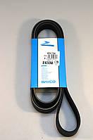 Поликлиновый (ручейковый) ремень на Renault Trafic  2001-> 1.9dci  (+AC) — Dayco (США) - DAY6PK1795