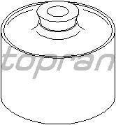 Сайлентблок крепления задней балки на Renault Trafic  2001-> - Topran (Германия) - HP207 547