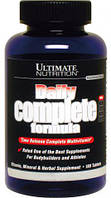 Daily Complete Formula Ultimate Nutrition, 180 таблеток