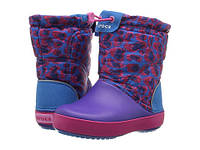 Cапоги Crocs Crocband LodgePoint Graphic Boot