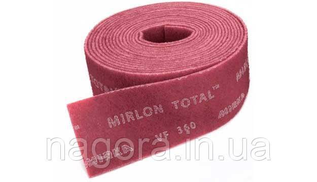 Скотч-брайт в рулоні MIRKA MIRLON TOTAL VF 360 115мм х 10м