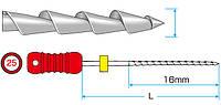 H-FILES, длина 25 мм, разные размеры (MANI) ОРИГИНАЛ