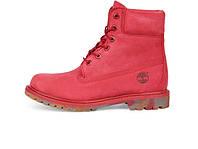 Женские ботинки Timberland Red