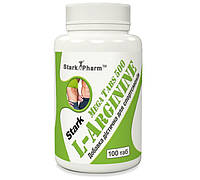 Аргинин L-Arginine 500 мг 100 капсул Stark Pharm