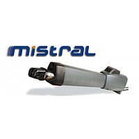 Автоматика для розпашних воріт FAAC GENIUS MONSON KIT Mistral 400 LS стулка до 4м з кінцевиками, фото 1