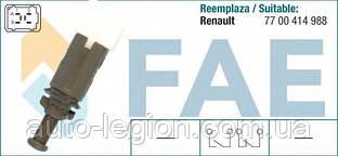 Включатель стоп-сигнала (белый) на Renault Trafic  01-> —  FAE (Испания) - FAE24895