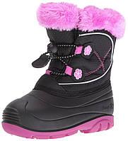 Зимние детские сапоги Kamik Kids' Pebble Snow Boot