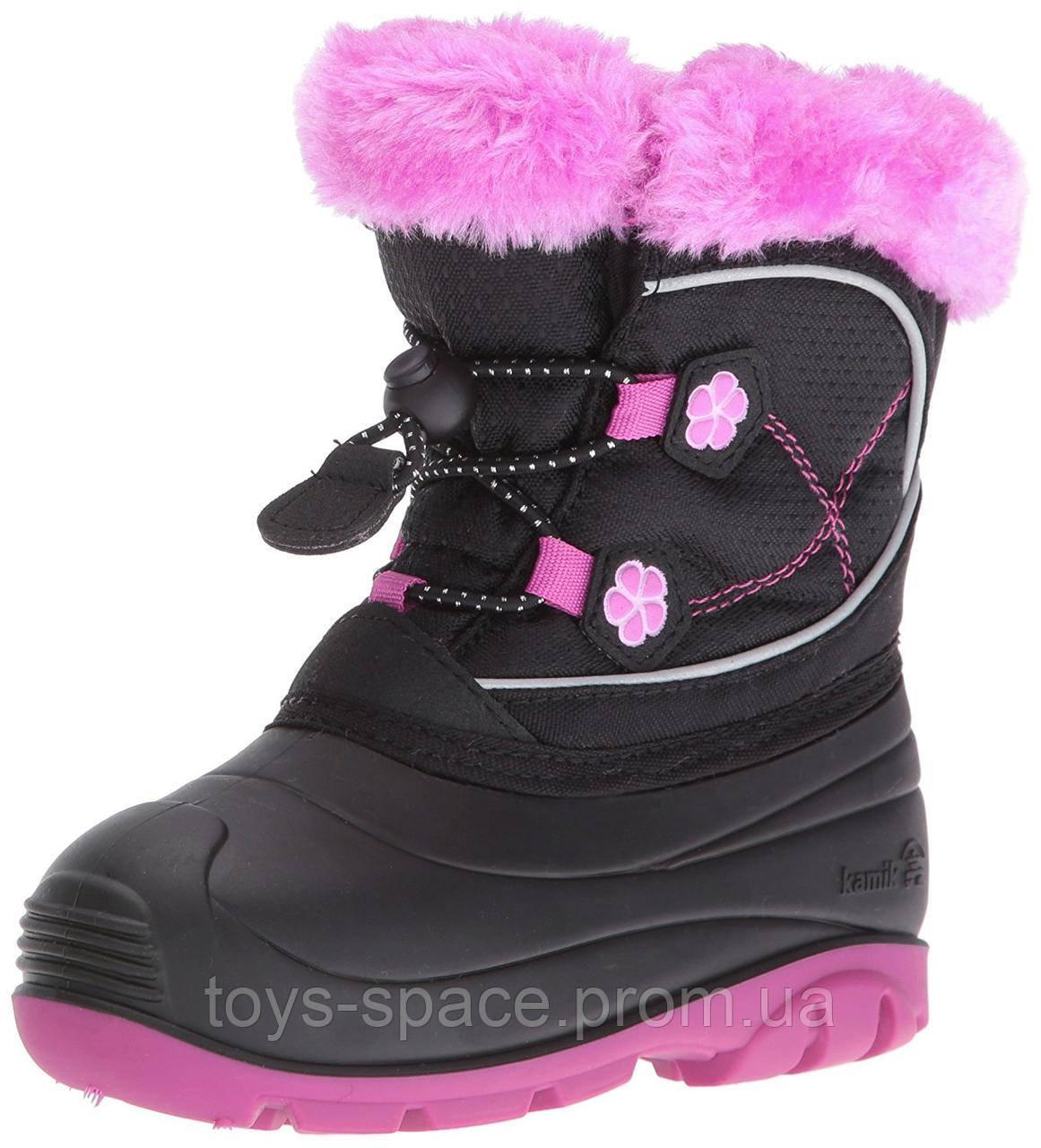 62c1e6566 Зимние Детские Сапоги Kamik Kids' Pebble Snow Boot 10US — в ...
