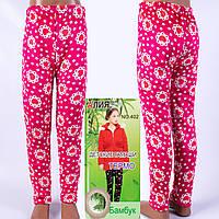 Детские велюровые штанишки с мехом внутри Алия 402-5 XL