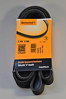 Ручейковый ремень на Renault Trafic  2006-> 2,5 dCi (146л.с. + AC)  —  Contitech  (Германия) - 7PK1795