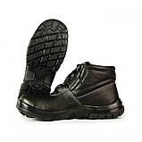 Рабочие ботинки на ПУП подошве без металлического подноска, фото 2