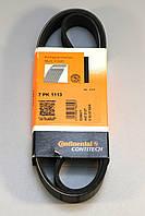 Ручейковый ремень на Renault Trafic  2006-> 2,5 dCi (146л.с. - AC)  —  Contitech  (Германия) - 7PK1113
