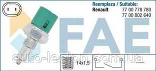 Включатель заднего хода на Renault Trafic  01-> —  Fae ( Испания) - FAE40600