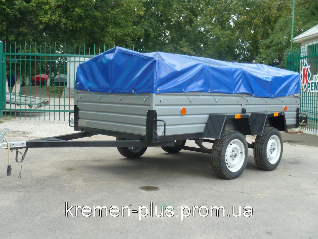 Продам легковой прицеп в Луганской области (доставка в Северодонецк)