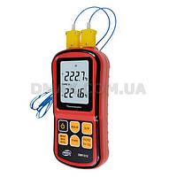 Цифровой термометр GM1312 с термопарой