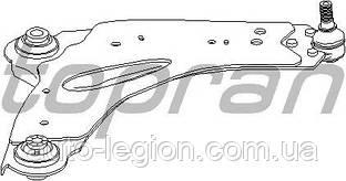 Поперечний важіль на Renault Trafic 2001-> 2006 (правий R) — Topran (Німеччина) - HP207114