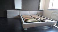 Перетяжка кровати и изменение дизайна