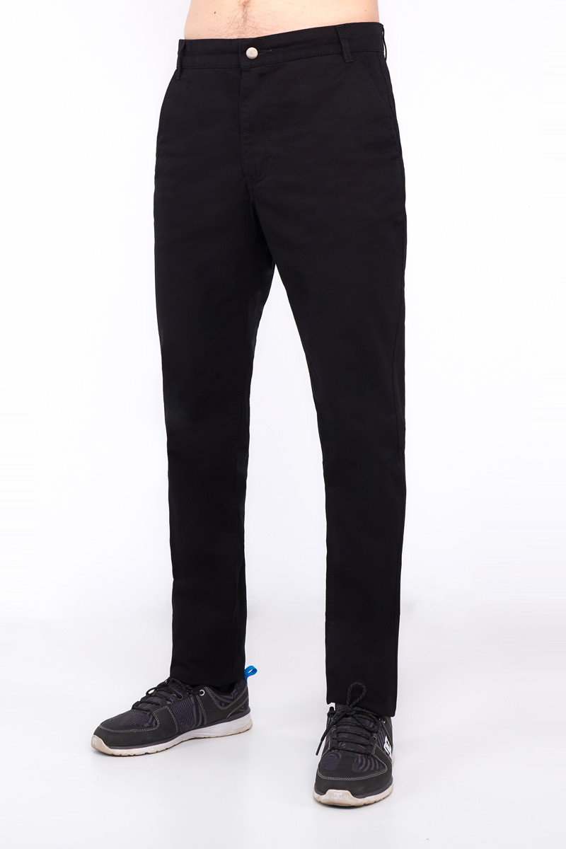 Мужские штаны Urban Planet CHINO BLK -