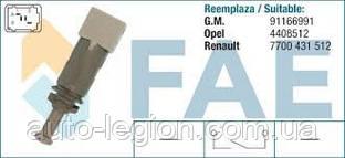 Влючатель педали сцепления (серый) на Renault Trafic  2001->  —  FAE ( Испания) - FAE24891