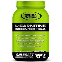 L-carnitine Green Tea + CLA 90 таб