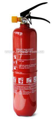 Огнетушитель порошковый ОП - 2 (з) ABC
