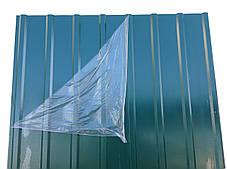 Профнастил ПК-12, 8-ми волновой, 1,5м Х 0,95м, толщина 0,25 мм, цвет: Зеленый, фото 3