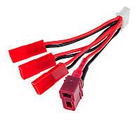 Зарядный кабель Dinogy 3 x JST