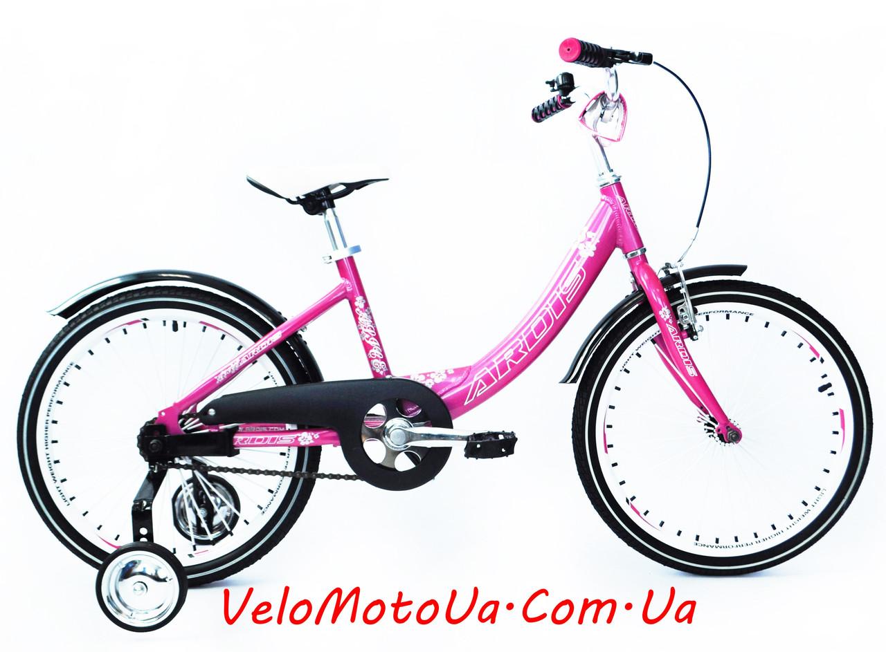"""Алюминиевый детский велосипед ARDIS ALICE AL 16"""""""