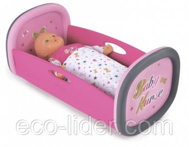 Колыбель Baby Nurse для куклы, с аксес., 18мес. +