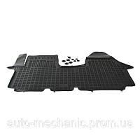 Комплект передних резиновых ковриков на Renault Trafic  2001->  — Rezaw-Plast  (Польша) - RP-D 201916