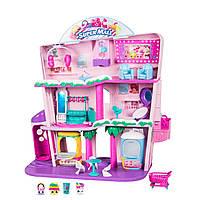Игровой набор Shopkins Shoppies - Развлекательный центр с аксессуарами (56631)