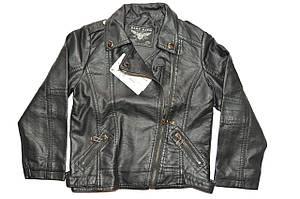 Куртка детская кож заменитель