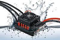 Влагозащищённый б/к регулятор хода HOBBYWING QUICRUN WP-10BL60 60A для автомоделей