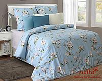 Комплект постельного белья, полуторный, бязь, 100% хлопок