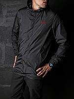 "Мужская куртка, парка Победов - Pobedov jacket ""stoner"" black"