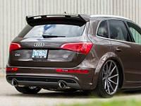 Спойлер на кришку Audi Q5