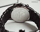Мужские часы Emporio Armani черные (replica), фото 5