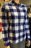 Рубашка Massimo Dutti ( клеточка)