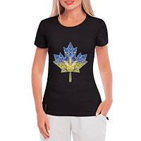 GlobusPioner Женская футболка Украина 39369