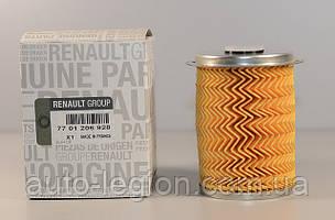 Топливный фильтр на Renault Trafic  2001->  1.9dCi  —  Renault (Оригинал) - 7701206928