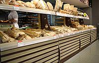 Стеллаж для кондитерских и хлебобулочных изделий