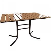 """Стол для летних кафе """"Риони Плюс"""" (1200*700*750h)."""