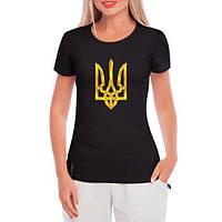 GlobusPioner Женская футболка Герб Украины 34105