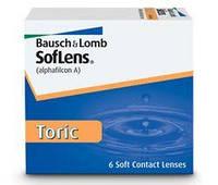 Торические контактные линзы Bausch and Lomb SofLens Toric