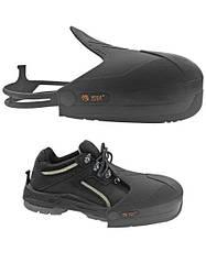 Накладка защитная для рабочей обуви с металлическим подноском ROCK SAFETY США (защита для обуви) BR-TOE-RS B