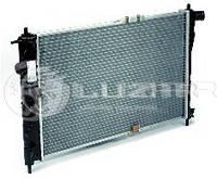 Радиатор охлаждения Нексия (алюм-паяный) (LRc DWNx94147) ЛУЗАР