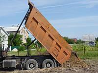 Грунт на подсыпку, купить Киев, компания «ГрандСервис-Групп»