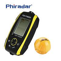 Переносной беспроводной эхолот Phiradar  FF268W