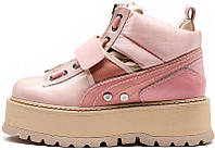Женские ботинки Fenty x Puma Boots Pink