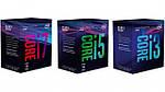 Intel анонсировала десктопные процессоры Core восьмого поколения